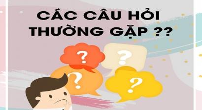Các câu hỏi thường gặp của học viên